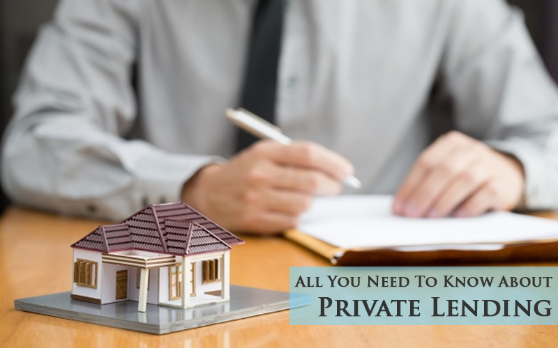 About Private Lending